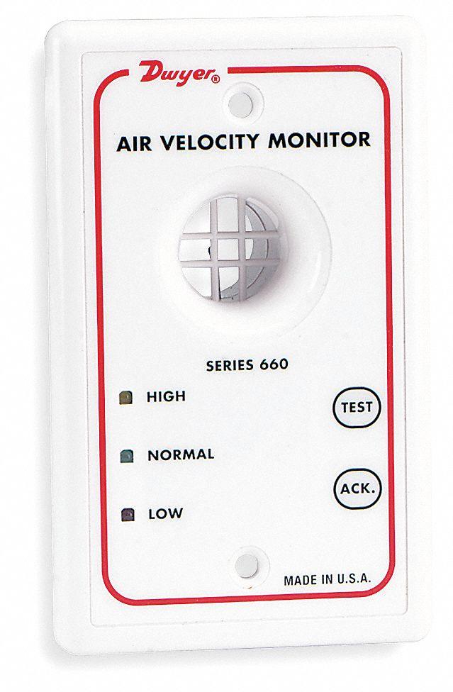 Air Velocity Indicators