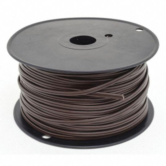 Grainger Approved Lamp Cord Number Of Conductors 2 18 Awg Spt 1 Brown 250 Ft 1w566 E3608 Grainger
