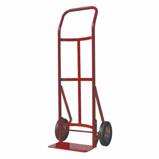 Standard Steel General Purpose Hand Truck,  Load Capacity 300 lb,  46 in x 18 1/2 in