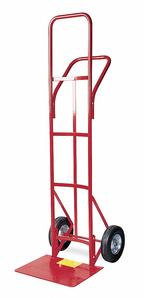 Standard Steel General Purpose Hand Truck,  Load Capacity 400 lb,  65 in x 19 1/2 in