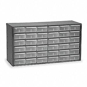 Steel Storage Cabinet 18 W x 6 D x 9-1/  sc 1 st  Grainger & AKRO-MILS Steel Storage Cabinet 18