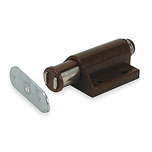 "Magnetic Non-locking Magnetic Catch, 1-13/16""H x 1-1/8"""
