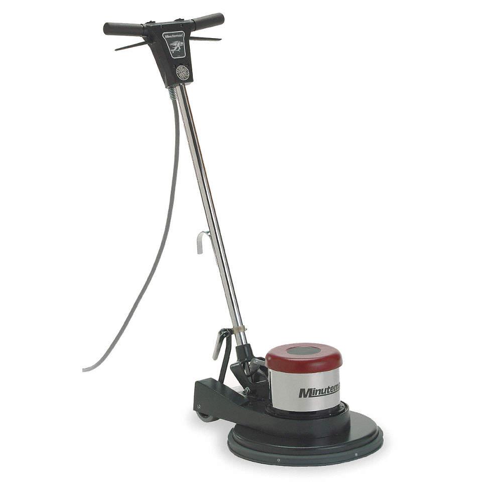 minuteman floor machine,2 speed,20 in,175/300 rpm - 1wbt7|fr20115