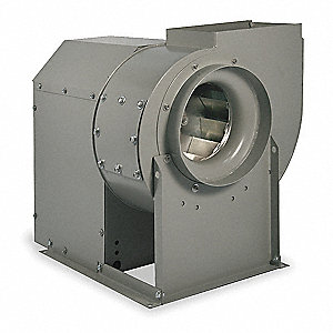 Blower,15 In,2 HP,208-230/460V