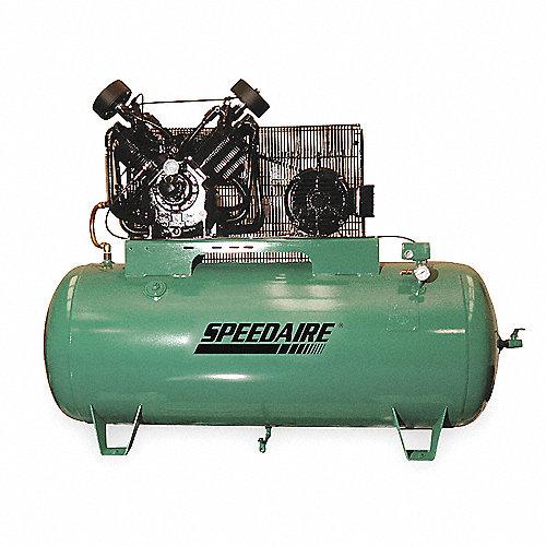Speedaire compresor aire el ctrico control doble - Compresor de aire precio ...