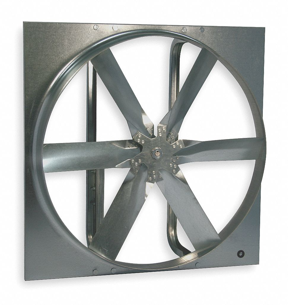 Belt Drive Exhaust Fans W/drive Package