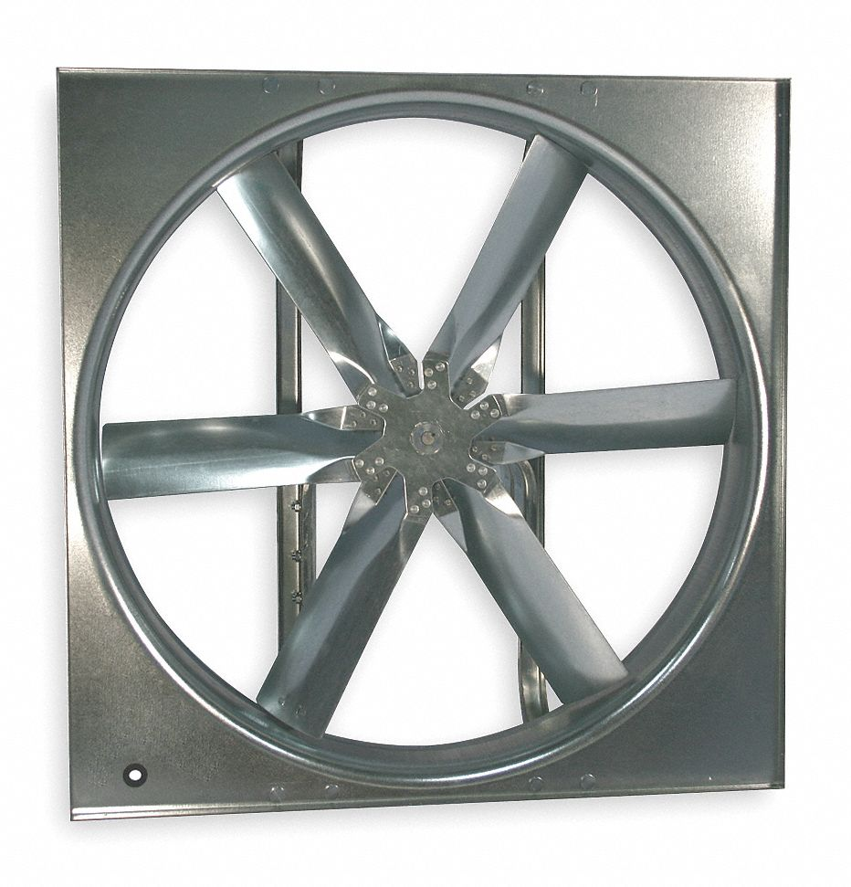 Supply And Intake Fans