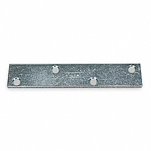 Mending Plate,Steel,1 1/8 Wx6 In L