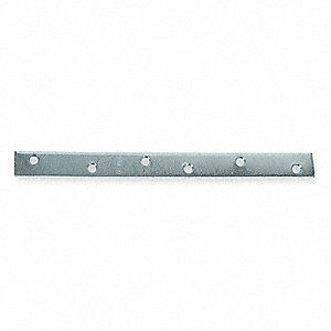 Mending Plate,Steel,1 1/8 Wx12 In L