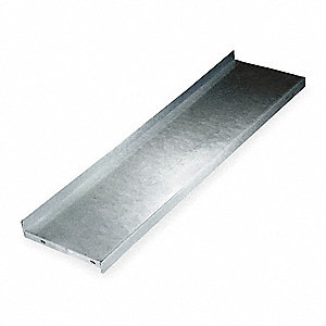 Slotted Shelving,Galvanized Steel