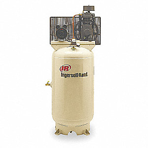 INGERSOLL RAND 1 Phase - Electrical Vertical 7 50HP - Air