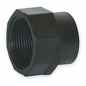 FITTING CLEANOUT ADAPTER,1 1/2 IN,A