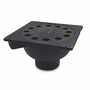 Cast-Iron Bell Trap