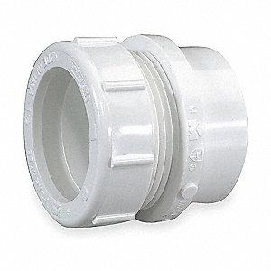 MALE TRAP ADAPTER,PVC,1 1/2 X 1 1/2
