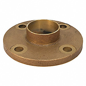 "Flange, Cast Copper, C x Flange, 2-1/2"" Tube Size"