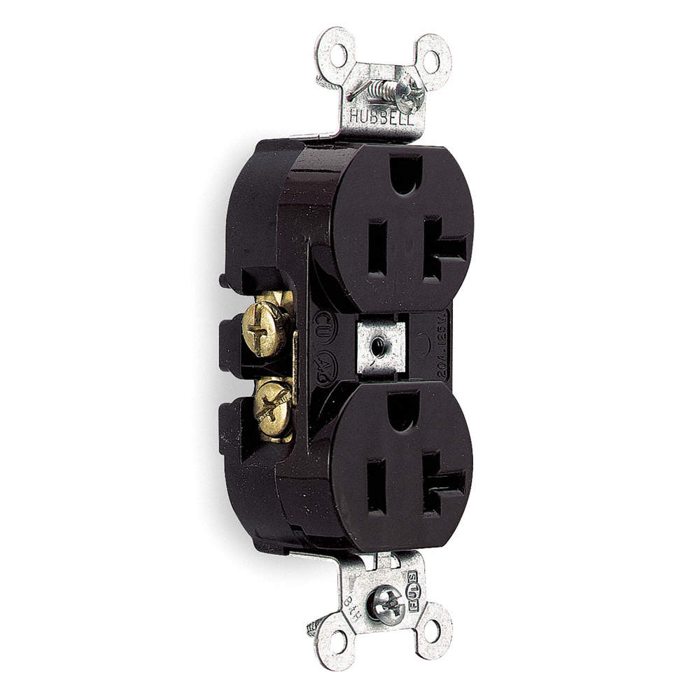 Hubbell Wiring Device Kellems 20a Commercial Environments Receptacle Wall Switch Zoom Out Reset Put Photo At Full Then Double Click