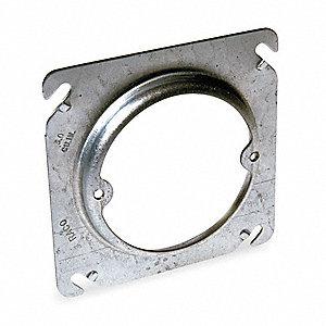 PLASTER RING,4 X 4 IN