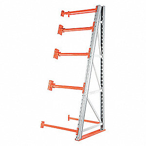 RACK REEL STORAGE 122.9X36X36 4 AXLES