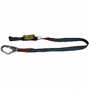 Arc-Rated Shock-Absorbing Lanyard