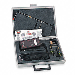 Handheld Manometer Kit.0 to 20.00 In WC