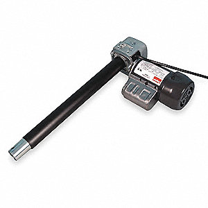 "Linear Actuator, 1000 lb. Rated Load, 12"" Stroke Length, 20 in./min. Speed @ Rated Load"