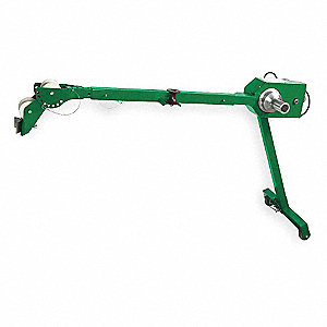 Portable Electric Cable Puller,2000 Lb