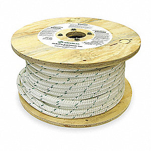 "1/2"" x 300 ft. Cable Pulling Rope&#x3b; For Use With: Mfr. No. UT2"