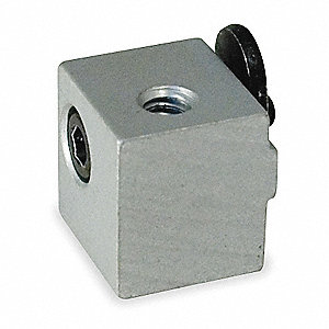 Panel Mount Block,Alum,for 40 Series