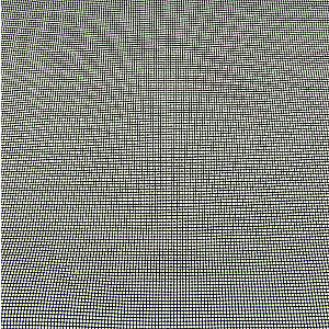 "100 ft. x 48"" Fiberglass Door and Window Screen, Charcoal"