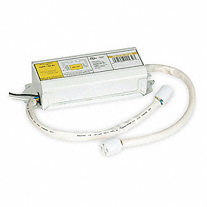 Magnetic Ballast, 22 Max. Lamp Watts, 120 V, Rapid Start, No Dimming