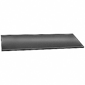 RUBBER,BUTYL,1/8 IN THICK,2 X 36 IN