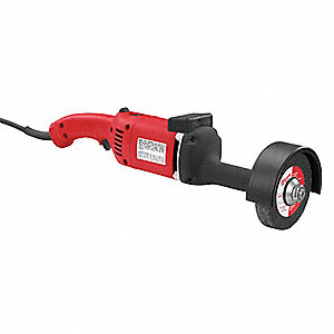 Straight Grinder,5 In,7000 RPM