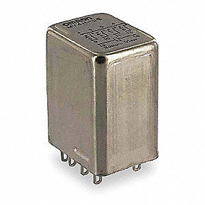 omron 120vac 14 pin square base hermetically sealed hermetically rh grainger com Dpdt Relay Wiring SPDT Relay Wiring