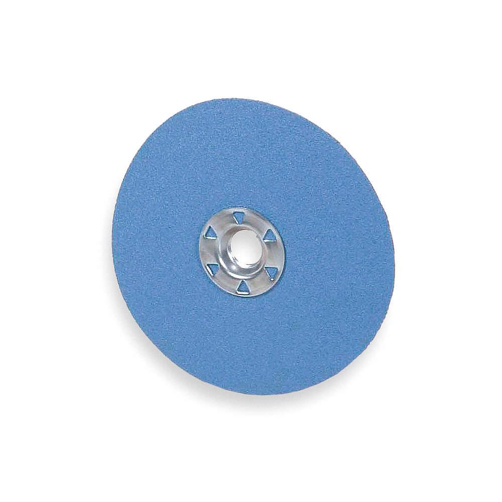 NORTON 66261138819 Fiber Disc,7x5//8-11,24G,PK25
