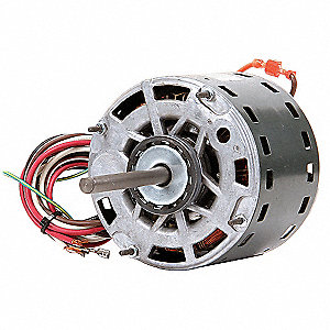 GENTEQ HVAC Motors - Motors - Grainger Industrial Supply