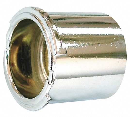 Cooling System Pressure Test Adapter, Chrome-Plated