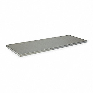Shelf,1 In. H,39-3/8 In. W,14 In. D