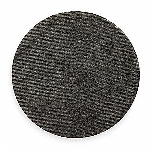 "20"" Black Sanding Pad, 180 Grit, Screen, Package Quantity 10"