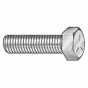 Hex Bolt Refill,5/16-18,PK10