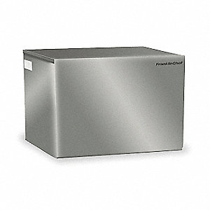 Clear Ice Maker,Commercial,400 Lb