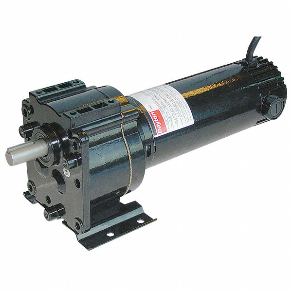 Dayton dc gearmotor 90vdc nameplate rpm 170 max torque for Dayton gear motor catalog