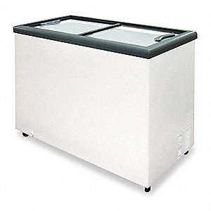 vencold chest freezer 7 cu ft slide glass door 1zec5 gst32 c07 grainger. Black Bedroom Furniture Sets. Home Design Ideas