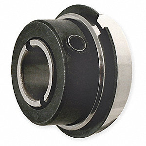 Collar Bearing,Flanged,Bore 0.3125 In