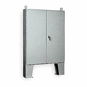 "72.00"" x 60.00"" x 16.00"" Carbon Steel Enclosure"