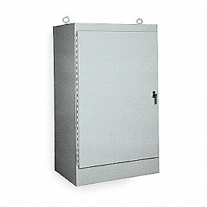 "72.00"" x 36.00"" x 24.00"" Carbon Steel Enclosure"