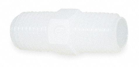 Pack of 10 Eldon James Y0-10HDPE High Density Polyethylene Equal Barbed Y-Connector 5//8 Hose Barb