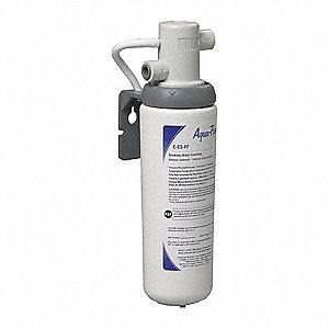 Water Filter System,3/8 In,2 gpm