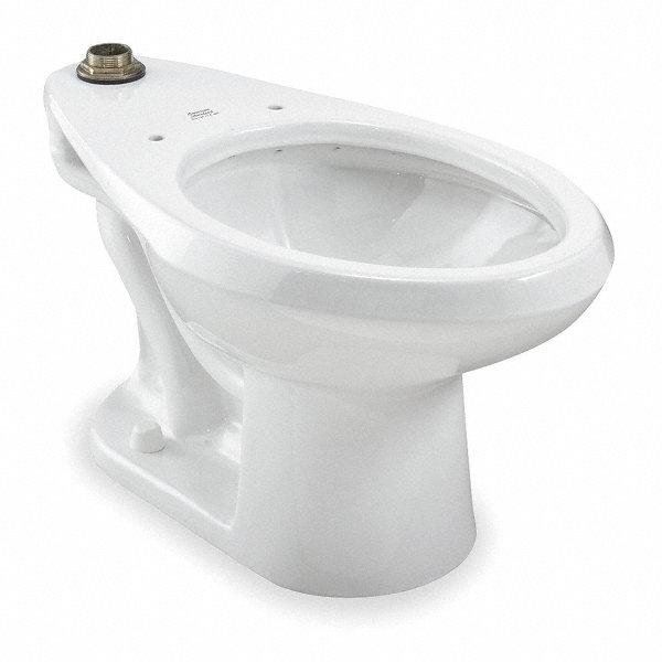 American Standard Toilet Bowl Floor Mounting Style