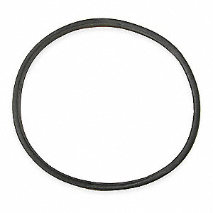 Paint Tank Lid Gasket, For Use With 4Z748