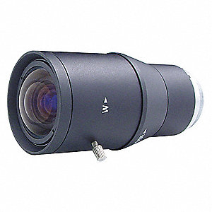 CCTV Camera Varifocal Lens, 3.5-8mm